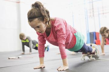 Расписание детских и подростковых занятий в залах